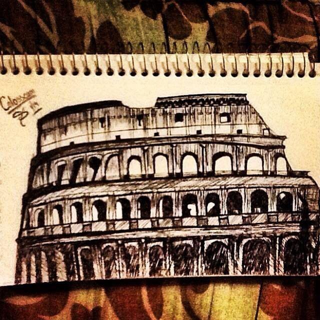 Colosseum Italy #suoriginal