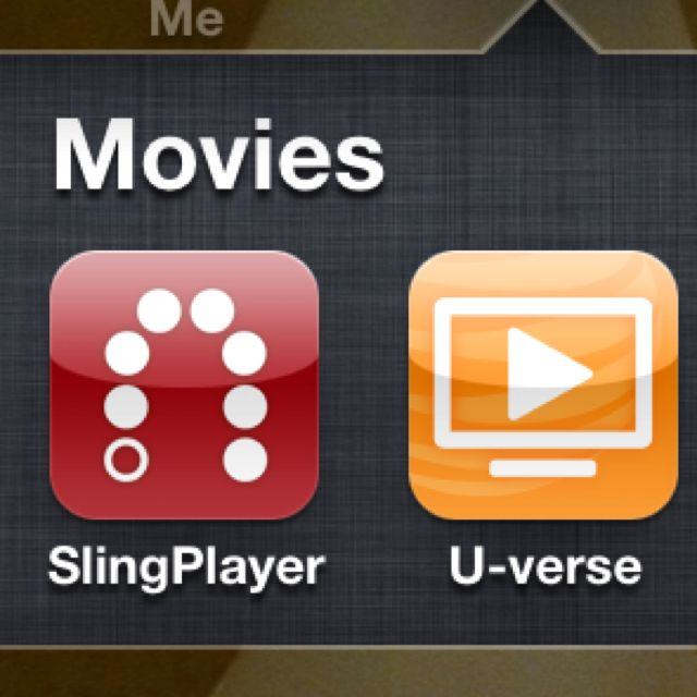 Slingbox and Uverse. If you have extra , go on the web