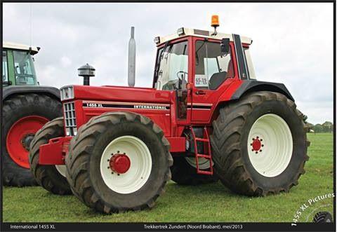 Ih 1455 Xl International Tractors International Harvester