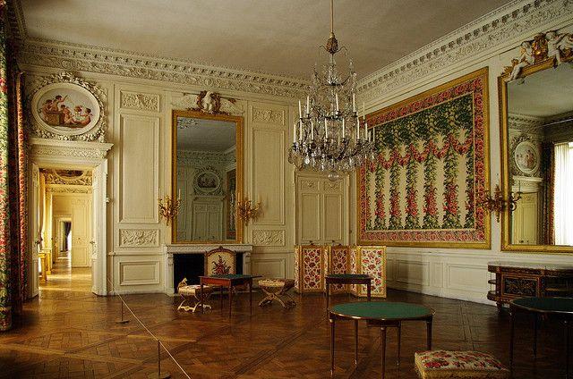 Salon Des Jeux French Interior French Architecture Interior