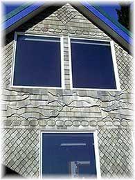 Best Silhouette Shingle Custom Patterns Cedar Shingle Siding 640 x 480