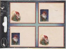 Arias Gracia/Juan Vernet Christmas gift, tag stickers