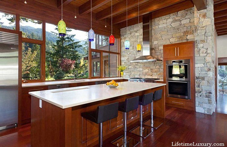 Luxury Kitchen Lighting 5