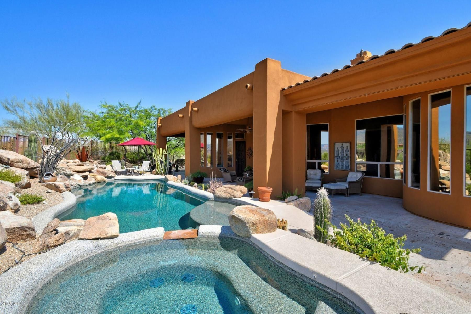 Located In The Black Mountain Shadows Subdivision 4 Bedroom 3