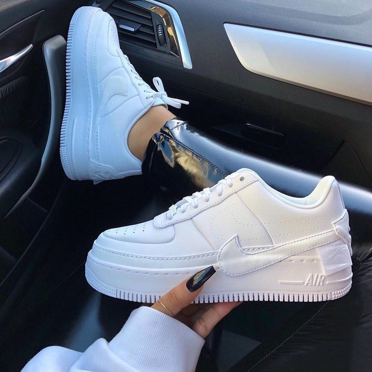 online retailer bbddf d4f1d  sherlinanym Nike Air Force 1 Outfit, Air Force Sneakers, Nike Shoes Air  Force