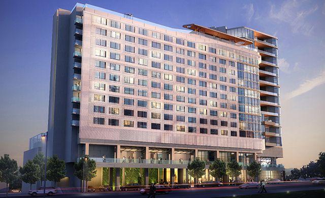New Nashville City Designs Markzeff And Blur Work To Design Virgin Hotels