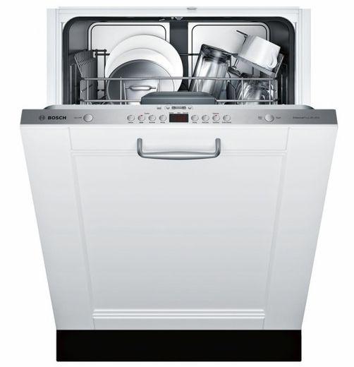 Shv68t53uc Bosch 800 Series 24 Panel Ready Dishwasher Custom Panel Integrated Dishwasher Fully Integrated Dishwasher Built In Dishwasher