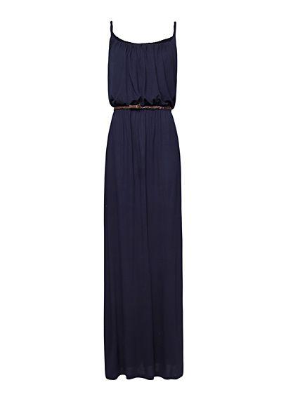 MANGO - CLOTHING - Maxi-dress with belt