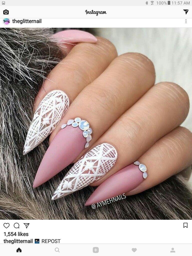 Pin von Shanice auf Nails   Pinterest   Nagelschere, Nageldesign und ...