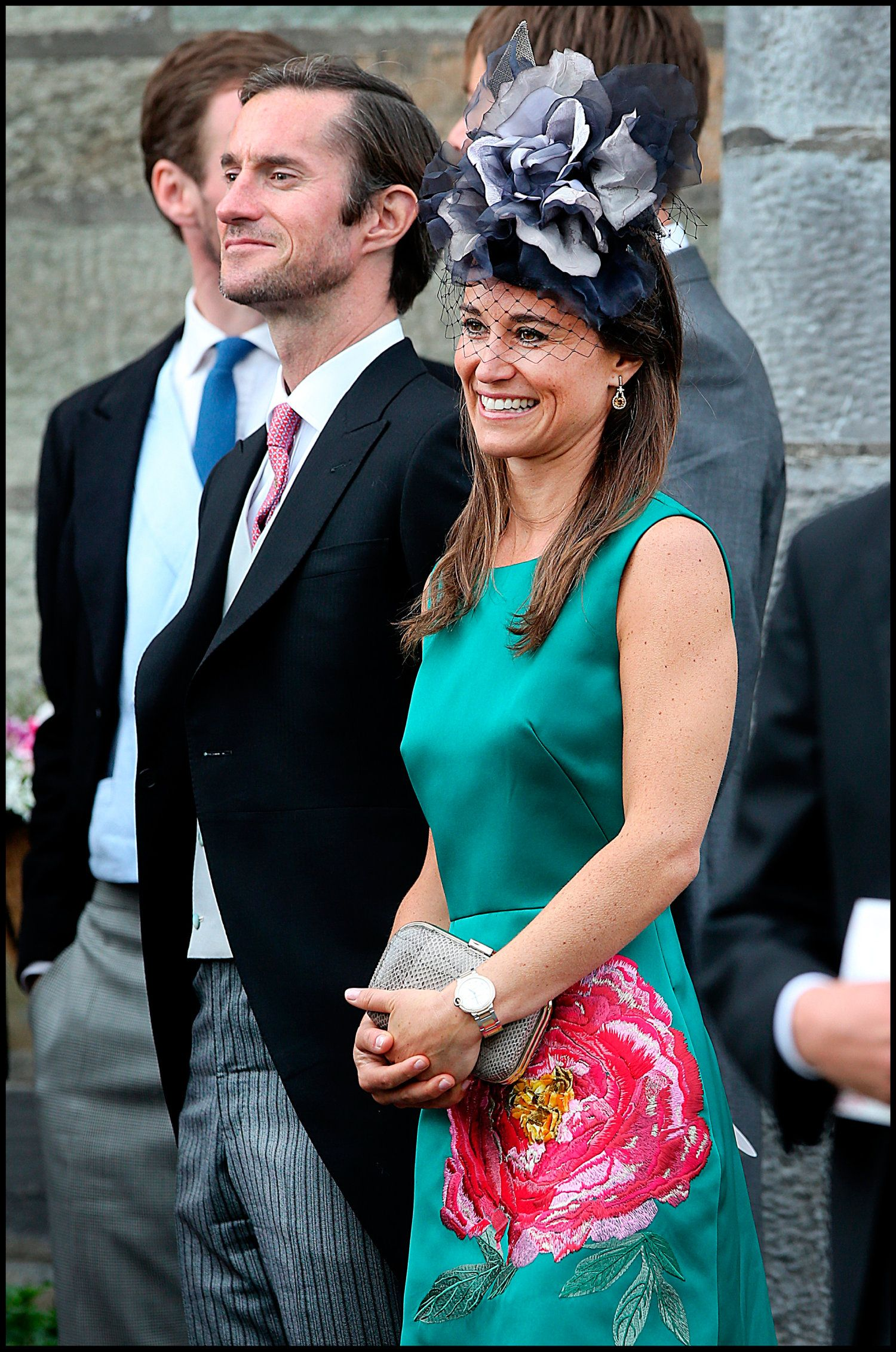 We\'re totally jealous of Pippa Middleton and James Matthews ...