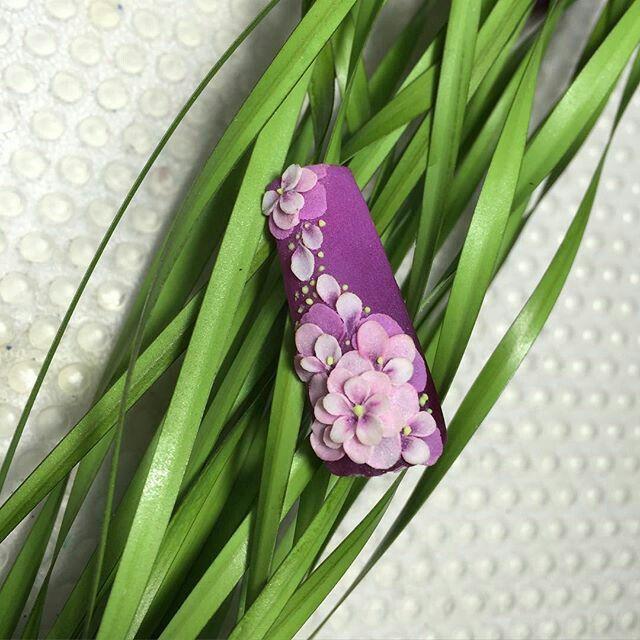Pin de Miriam Armenta en Nuevas uñas | Pinterest | 3d, Uñas ...