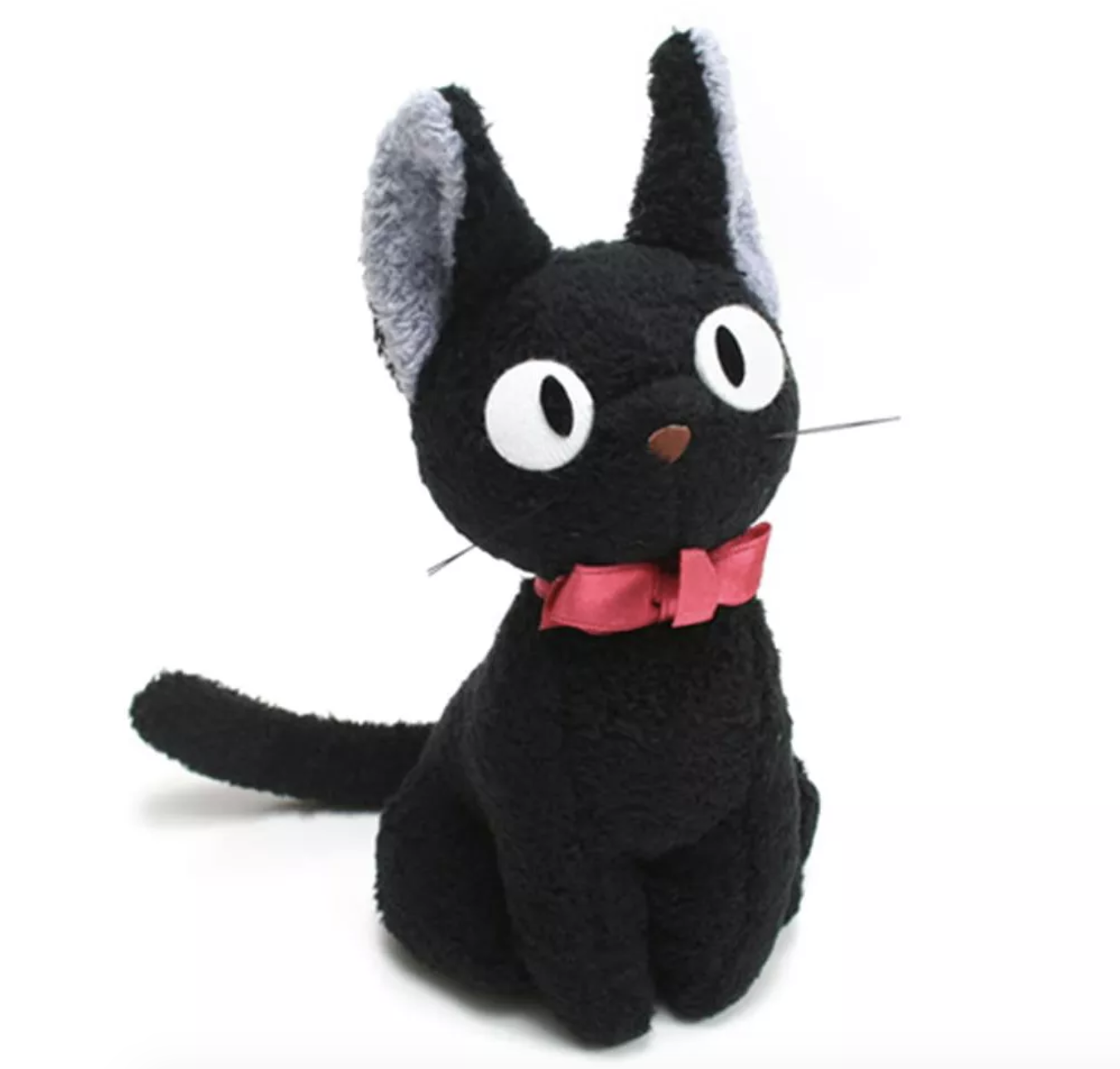 Predownload: 19 Studio Ghibli Products You Might Want To Spend All Your Money On Cat Plush Cute Stuffed Animals Cat Sitting Down [ 1290 x 1352 Pixel ]