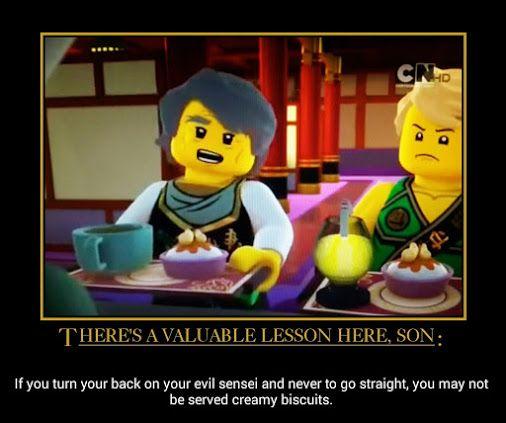 Wisdom At Its Finest Lego Ninjago Ninjago Memes Ninjago