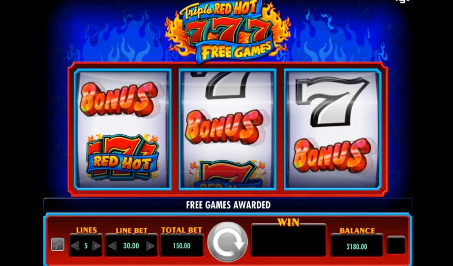 Free Slots Bonus Games Online