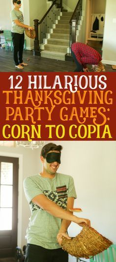 These 12 Thanksgiving games are not only funny theyre perfect for any age
