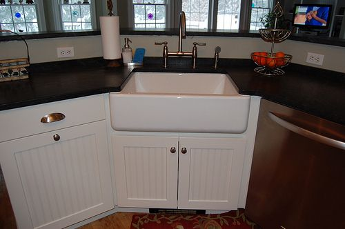 Kohler Whitehaven 30 Inch Sink Cast Iron With Images Kitchen
