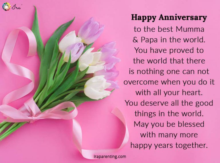 Happy Anniversary Mom Dad Quotes Wishes Cards Ira Parenting Happy Anniversary Mom Dad Happy Anniversary Anniversary Wishes For Friends