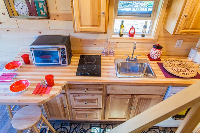 Tiny House Kitchen Inspiration | Sacred Habitats