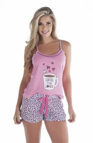 7f5d42baef Pijama Mameluco · Resultado de imagen para roupa de dormir baby doll Pijamas  De Dama