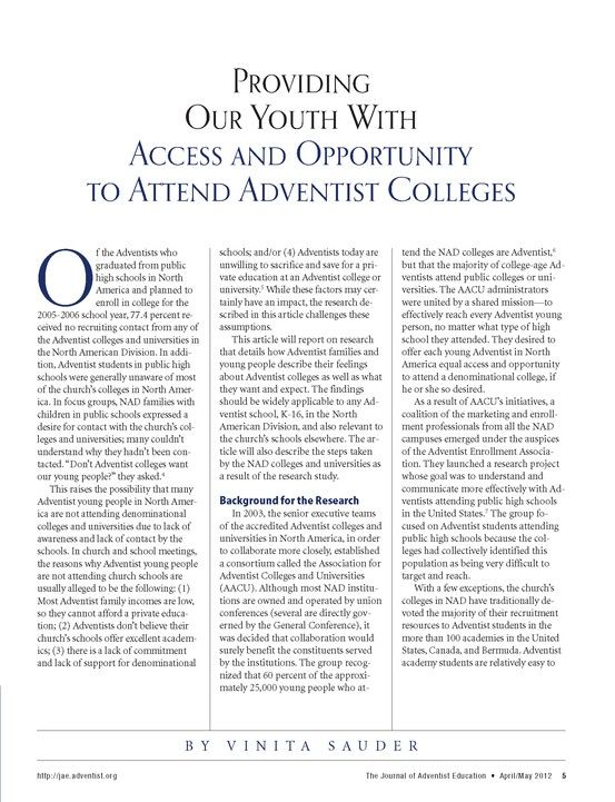 Providing our youth with access and opportunity to attend adventist providing our youth with access and opportunity to attend adventist colleges is a learned malvernweather Gallery