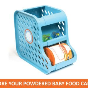 Organizing Baby Formula Is Easy With Prk Products Inc