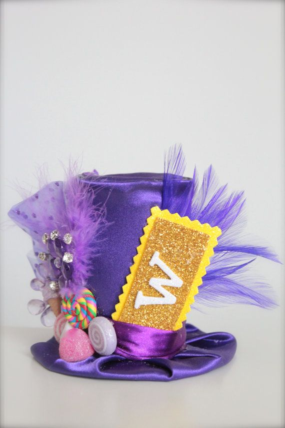 Willy Wonka Inspired Charlie and the Chocolate by LilBirdsCouture ...