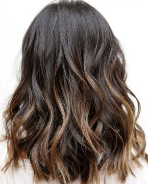 The Chair Balayage Foilyage 11 Hair Color For Black Hair