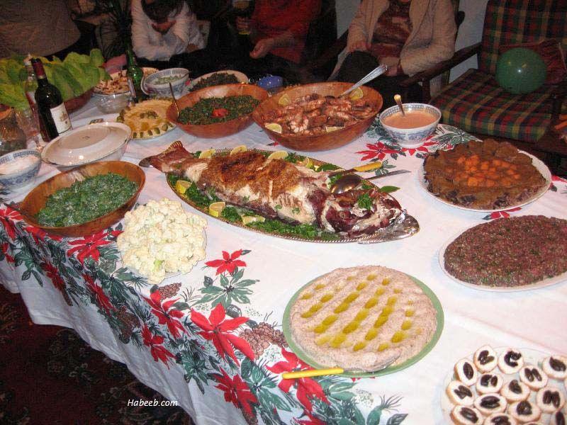 Lebanese Cuisine | Lebanese Food:- They always make lots of food