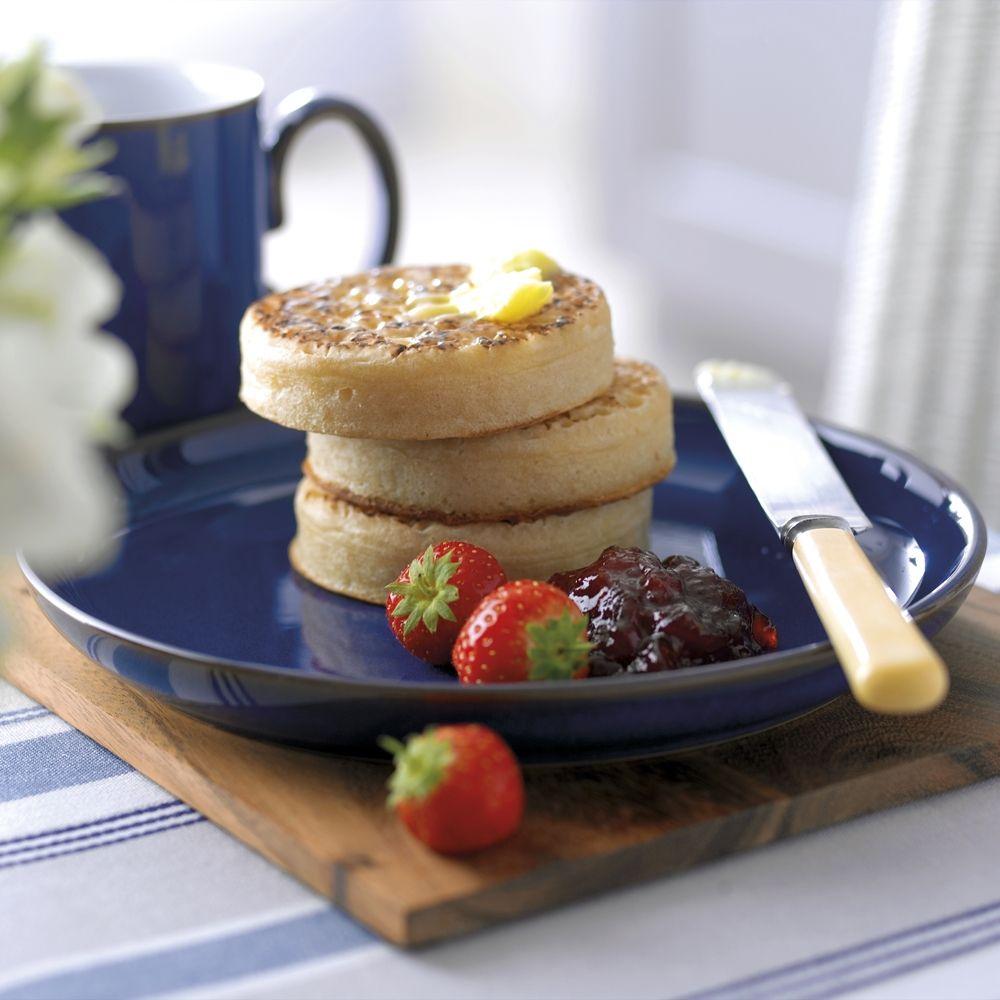 Denby Imperial Blue Breakfast Side Plate & Denby Imperial Blue Breakfast Side Plate | home in surrey - wonders ...