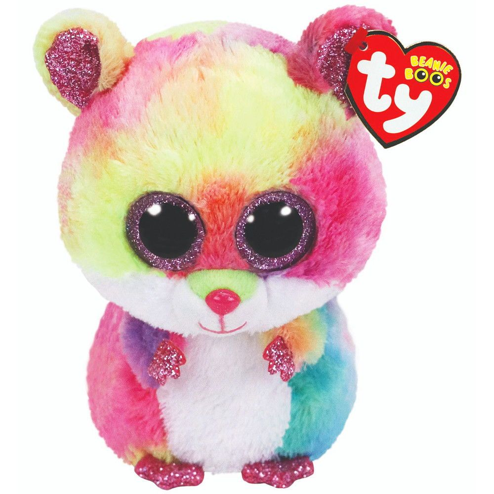 1bfd0dae47d Rodney Beanie Boo Hamster - TY  ty  beanieboo  rodney  hamster