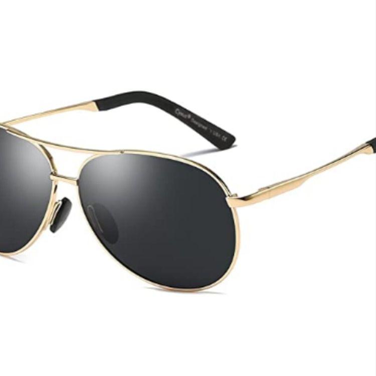 نظارة شمسية رجالية سيكاس Glasses Sunglasses Mirrored Sunglasses