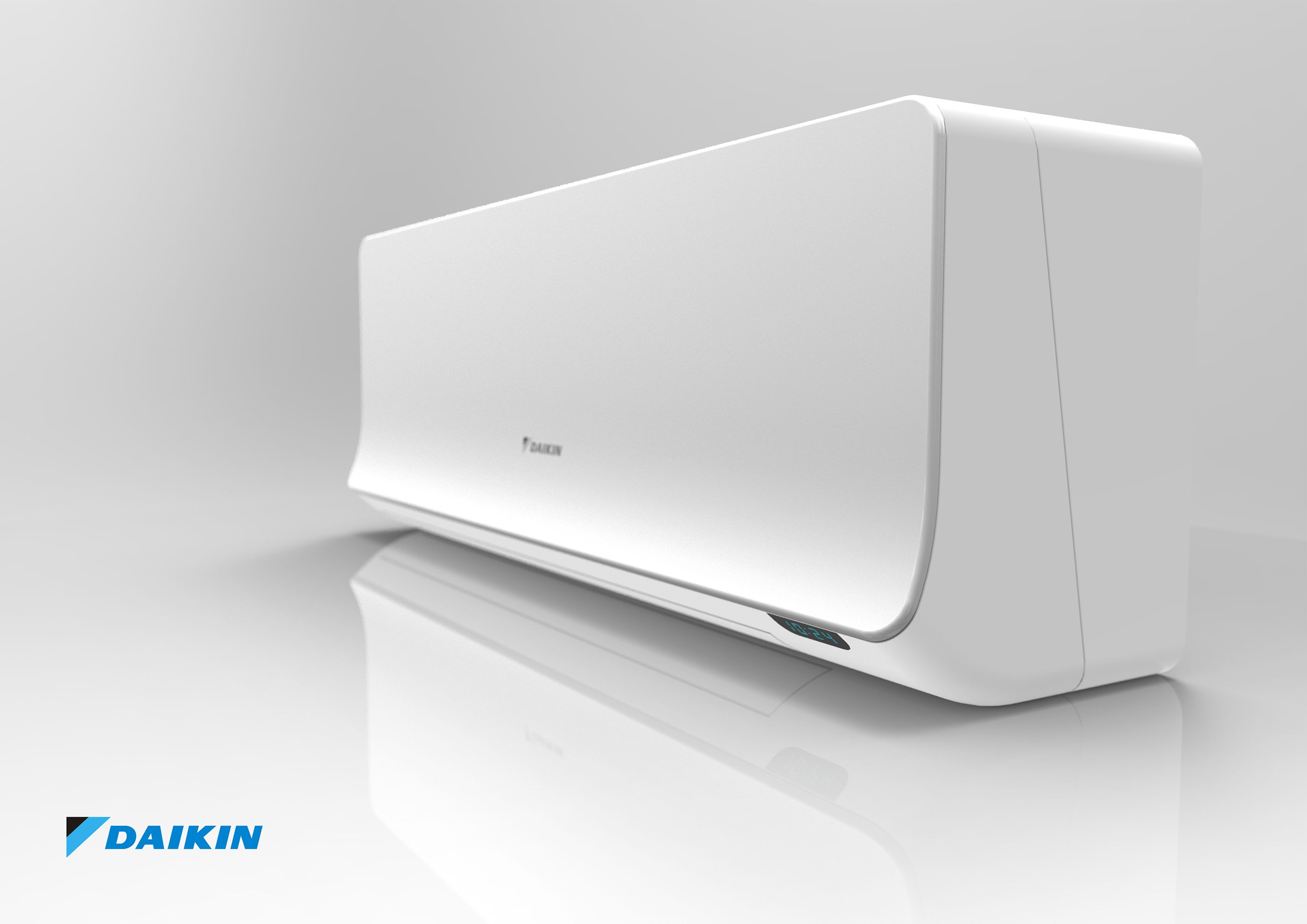 Indoor Air Conditioning for Daikin (2015) on Behance Air