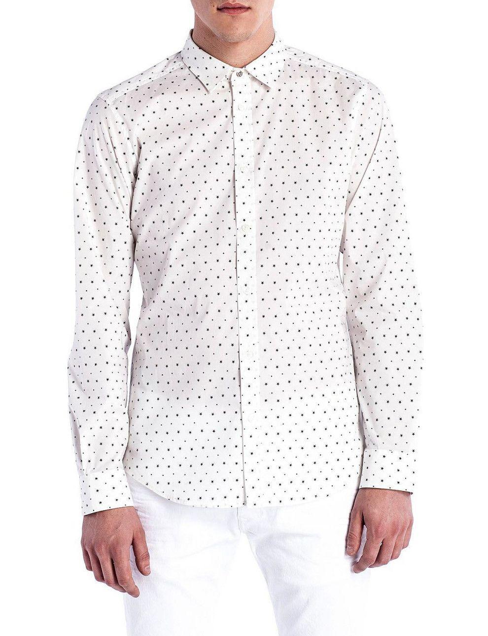 S-Tapas Star Print Shirt | David Jones