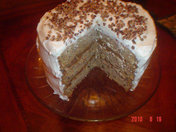 Banana cakeyum with images delicious cake