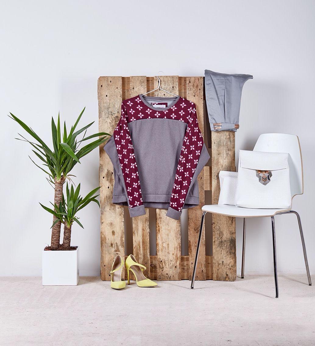 Pullover unabhängiger Designer | Arabische kunst, Bordeaux ...