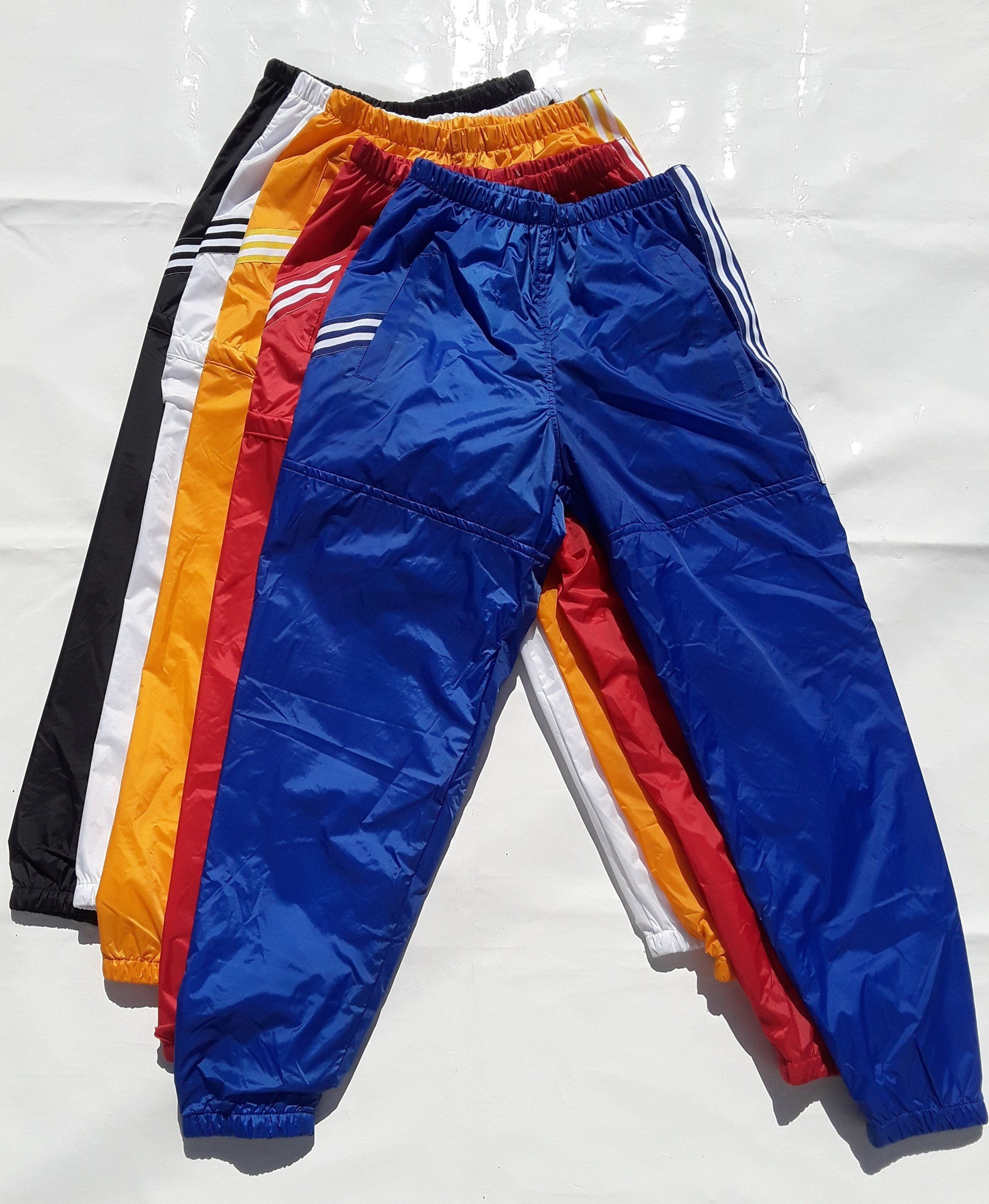 a9ad6804e windbreaker pants chaotic stripe pant red pant royal blue pant windbreaker  pants womens windbreaker pant yellow pant white pant stripe pant by  rojasclothing ...