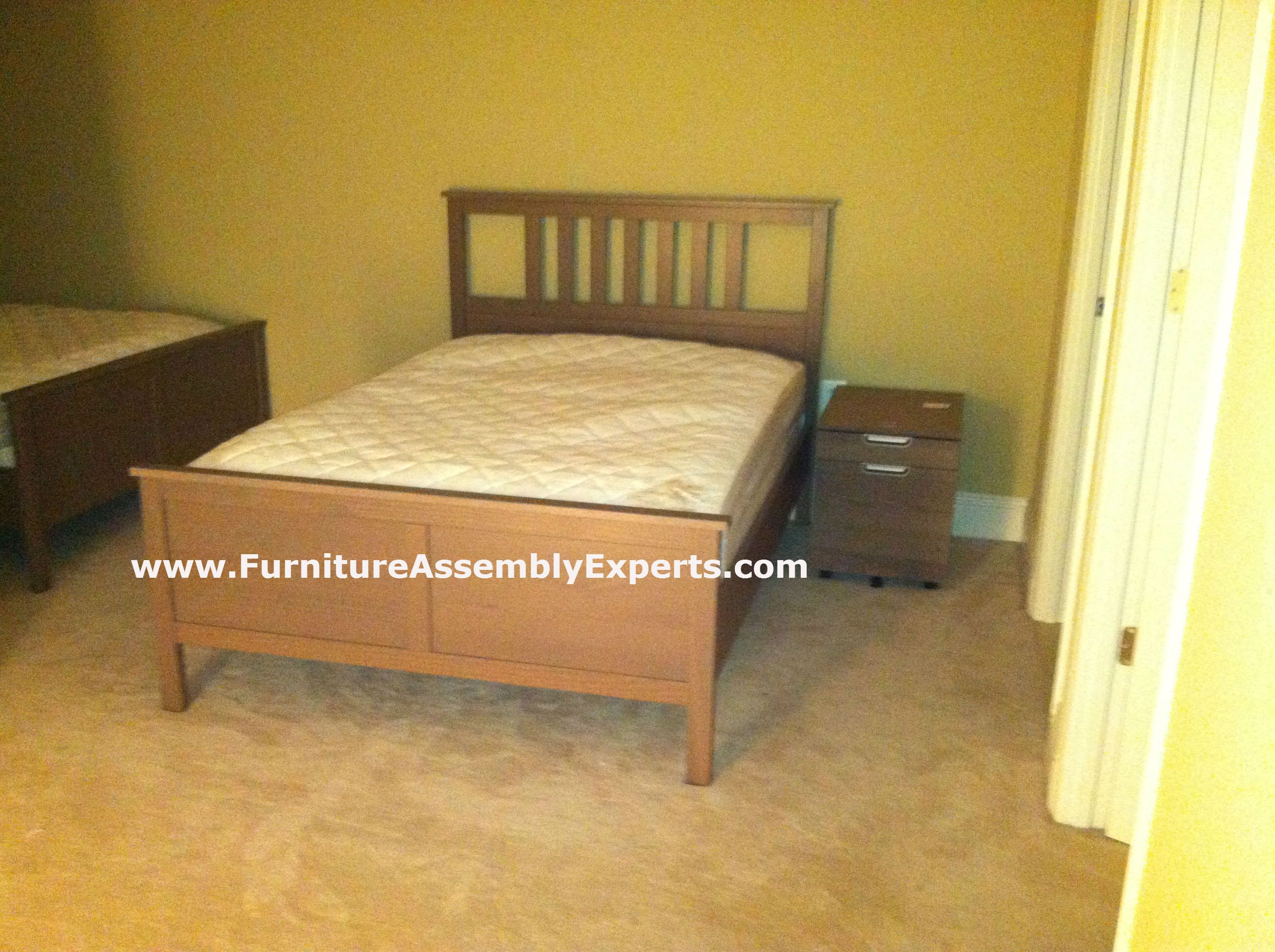 Ikea Hemnes Bed Assembled In Dundalk Md By Furniture Assembly