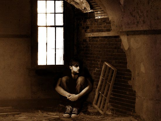 """Young Matt's isolation. """"He could talk and talk and talk, but the people couldn't hear him."""""""
