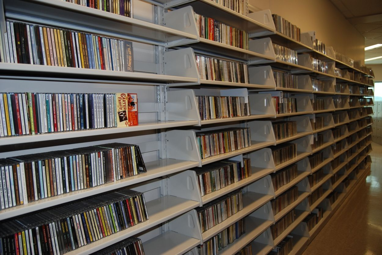 84d46552ec5 The Archives of Appalachia boasts one of the largest CD collections ...