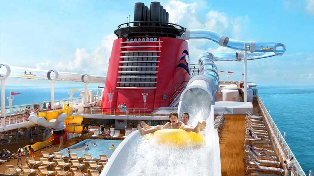 Vous rêvez de Disney? Vivez un voyage différent en profitant des croisières #Disney!