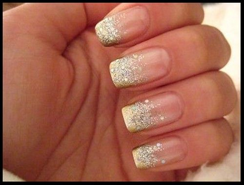 Manicure · Nail Art Designs With French ... - Nail Art Designs With French Manicure-05 Nails Pinterest