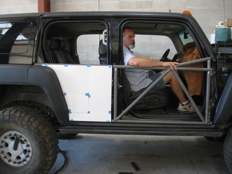 Ideas Hummer H3 Half Tube Doors Pirate4x4 Com 4x4 And Off
