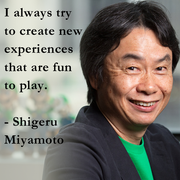 Most Influential And Famous Game Designer In The World Creator Of - Famous video game designers