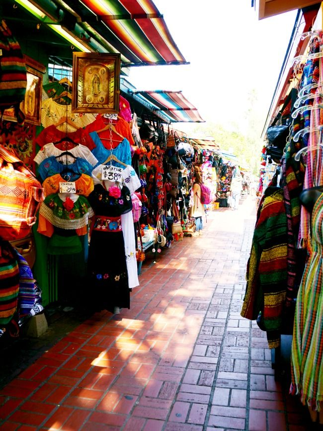 Free things to do at Placita Olvera in Los Angeles