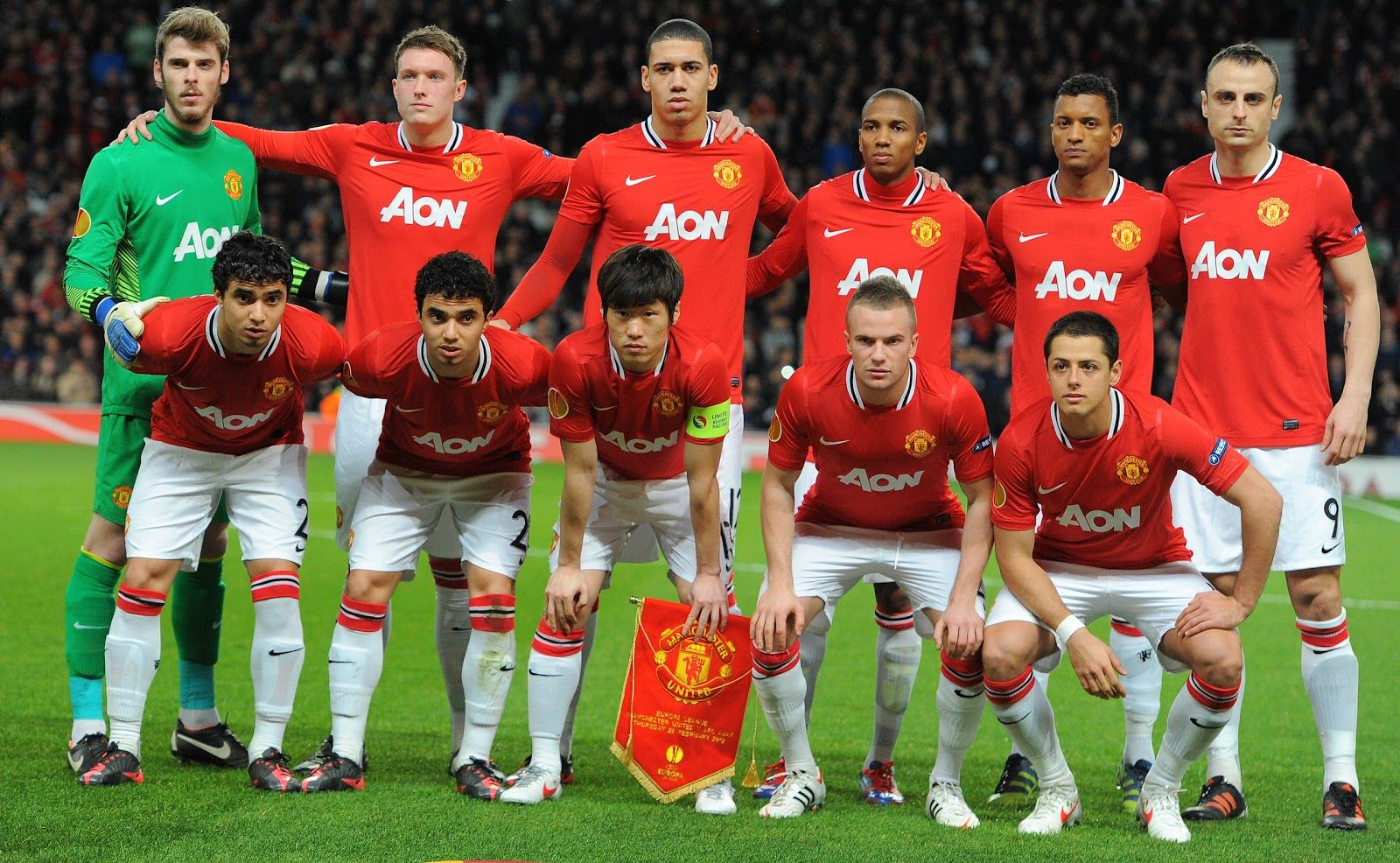 Football Young Stars Manchester United Players Wallpapers