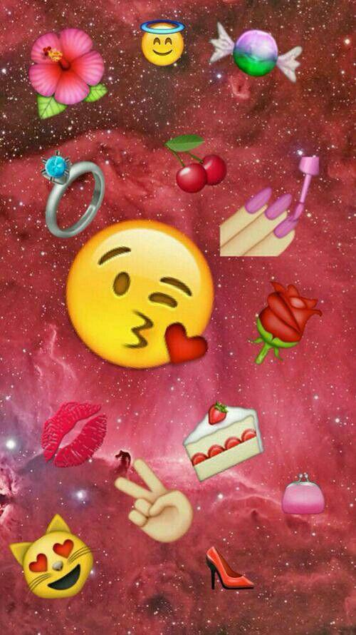 Emoji tumblr girly galaxy kawaiidiamond pinterest emoji emoji tumblr voltagebd Images