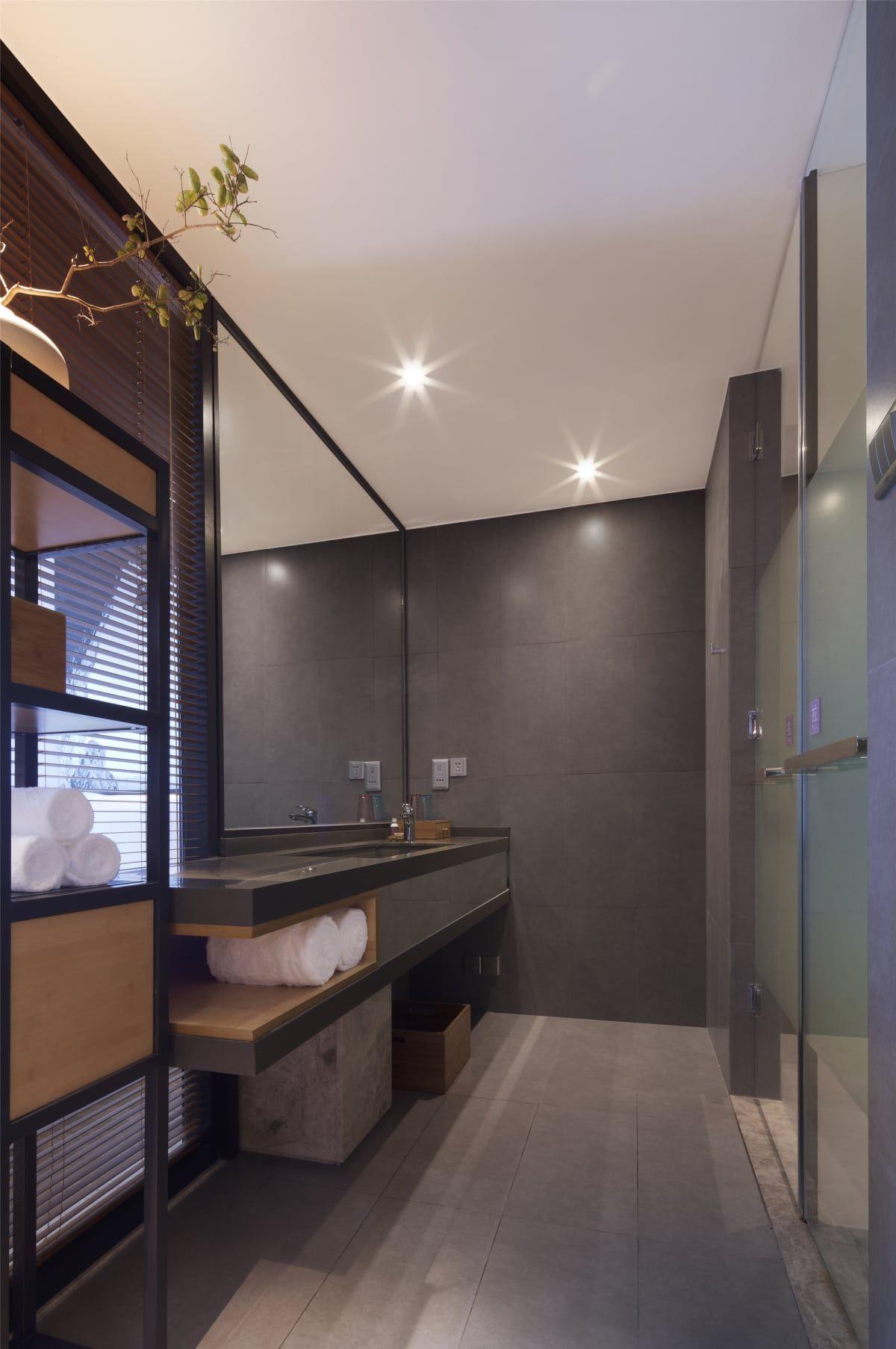 Shenzhen Rongor Design & Consultant Co., Ltd · Shenzhen Seven-Star Bay Yacht Club - White Sail Hotel
