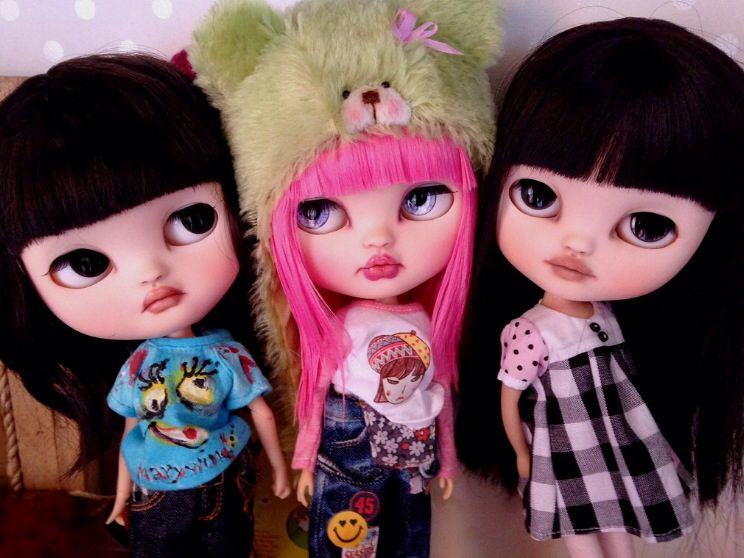 Icy Blythes