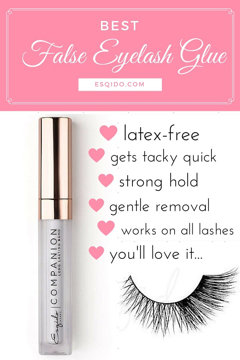 Does your lashes fling off at the corners? Try this...it