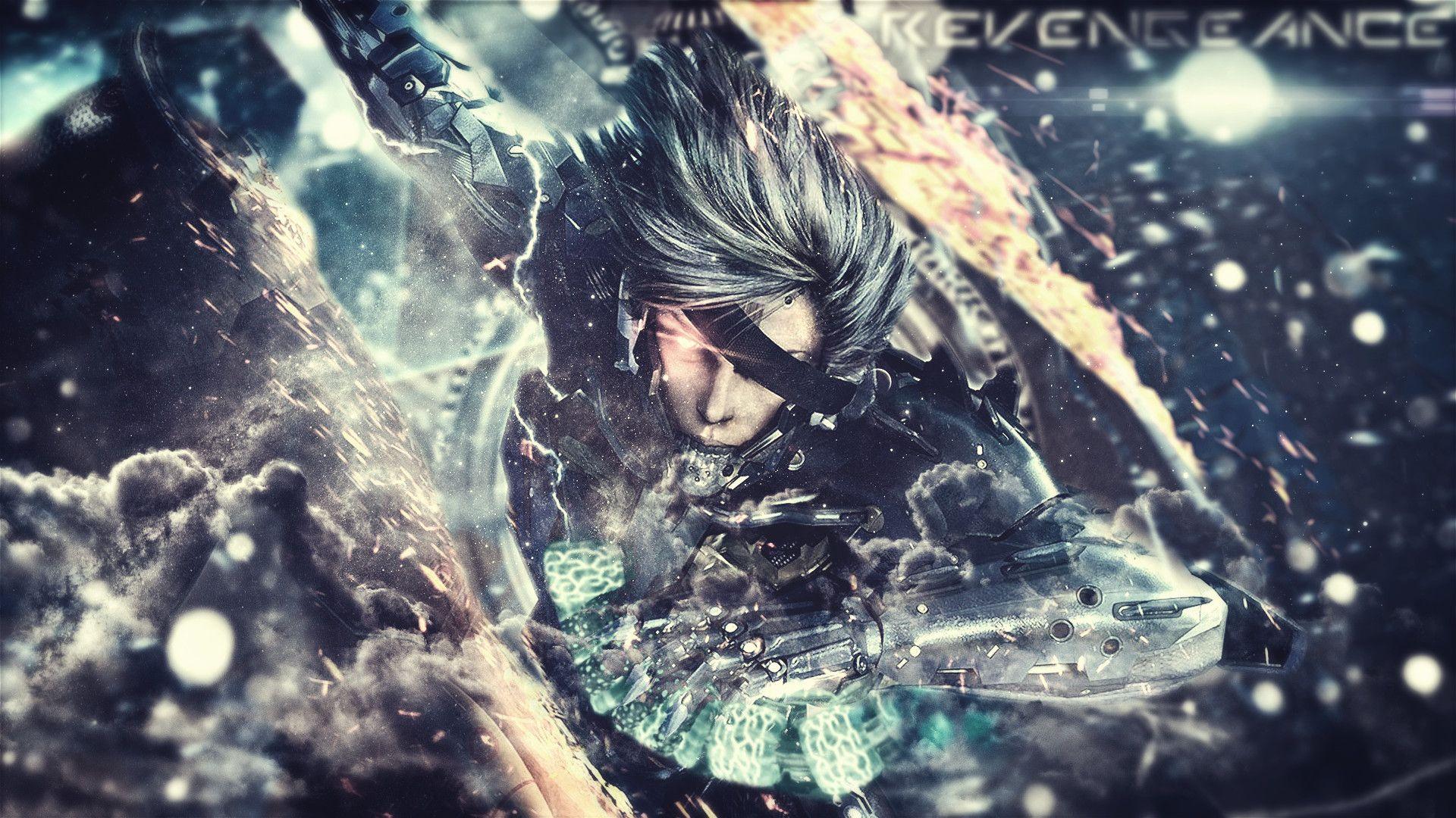 video game - metal gear rising: revengeance wallpaper | fascinating